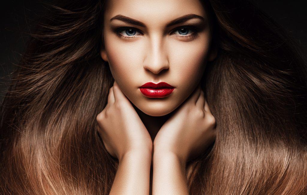 hår oljebehandlinger